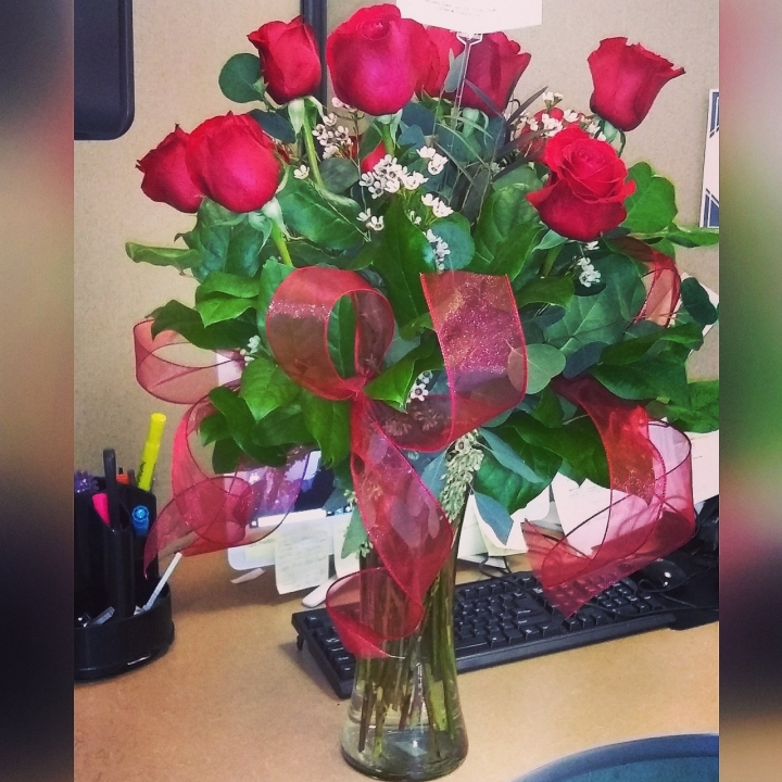 Flowers for Sabrina