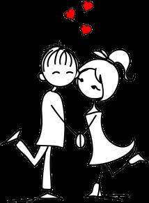 Cartoon Kisses
