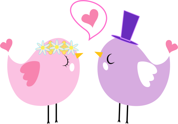 clipart-bird-couple